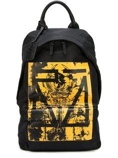 #alexandermcqueen #backpack #prints #black #men #style www.jofre.eu