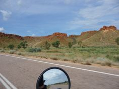 BMW R1150 GSA. Around Australia in 40 days. This landscape is a little reminiscent of parts of Arizona USA, but it is actually the top end of Western Australia.
