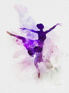 Ballerina by Rebecca Jenkins