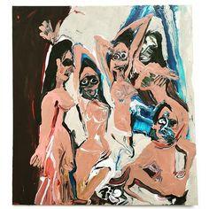 Genieve Figgis: Les Demoiselles D'Avignon, 2015.