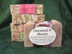 This rustic, handmade soap is super moisturizing, consisting of 50% shea butter. Sustainable palm and coconut oils make up the remaining 50%. This is a delicious smelling soap, made gently exfoliating with oatmeal. Each bar ranges between 3.6 and 3.8 ounces.  While living in Africa, I began making soap out of a love for natural, homemade soap, and in an attempt to find a gift that would be appreciated by my friends in Africa as well as in the US. Soap making was a craft in which everything…