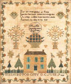 Mary Maury Tait. Washington City, 1825
