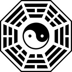 I Ching, also Yi Jing or The Book of Changes, is thought to be the oldest and most abstruse classic in Chinese history. It has been an aid to foretell the future and make decisions for thousands of years. Yin Yang, Feng Shui Kua Number, Book Of Changes, Art Asiatique, I Ching, Chinese Symbols, Ancient Symbols, Religion, Qigong