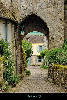 Gerberoy, Oise, Picardie, FR