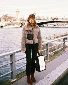 Josefin Dahlberg - Sno stilen ★ Jeanne Damas