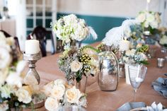 Frosted Winter Wedding Theme