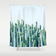 Cactus V2 #society6 #dec… Shower Curtain