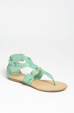 sandals for the summer