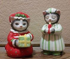 KITTY CUCUMBER ELLIE PAJAMAS CHRISTMAS