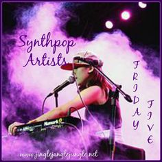 """In a previous post, we talked a little bit about Synthpop. In today's Friday Five we are showcasing other groups that are classified as synthpop.  Synthpop first became prominent in the late 1970s and features the synthesizer as the dominant musical instrument. It was prefigured in the 1960s and early 1970s by the use of synthesizers in progressive rock, electronic, art rock, disco, and particularly the """"Krautrock"""" of bands like Kraftwerk. It arose as a distinct genre in Japan and ..."""