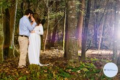 #maternity #maternitydress #flowercrown #nature #woods #lighting #strobe #couple #love  #nature #pregnancy #photography #mcclainphotography