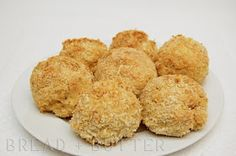 Bread + Butter: Baked Mac and Cheese Balls