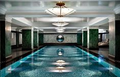 Le spa de l'hôtel The Ned à Londres | Vogue
