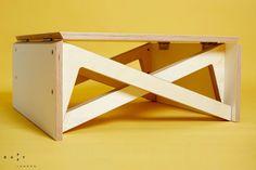 """МК1 превращая журнальный стол деревянный """"мини"""" Даффи Лондон » Ритейл дизайн блога"""