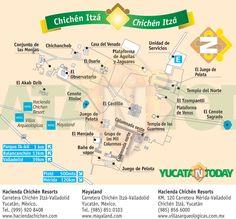 Day 5: Thursday, December 4, 2014 CHECHEN ITZA #DragStarsAtSea Guests  check out the map before you #EXPLORE. #ALandCHUCK #Carnival #CRUISE #DragCruise #Rupaul #DragRace #Drag #Fun #Excursion #Chichen #Itza #Mexico #Mayan #Ruins