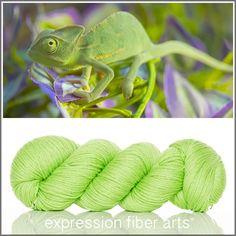 Expression Fiber Arts, Inc. - BASHFUL CHAMELEON - 'COZY' Limited Edition Worsted Wool Yarn, $22.00 (http://www.expressionfiberarts.com/products/bashful-chameleon-cozy-limited-edition-worsted-wool-yarn.html)