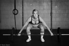 The CrossFit Pregnancy Controversy: This CrossFit Mom Weighs In. Lea-Ann Ellison's Photo that Sparked the CrossFit Firestorm