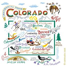 Colorado design from Catstudio