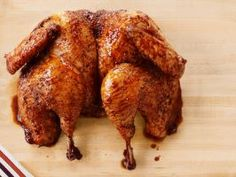 Butterflied Turkey With Apple-Cranberry Glaze Recipes for 2014 Thanksgiving - 2014 Thanksgiving Dinner Recipes Thanksgiving Turkey, Thanksgiving Recipes, Holiday Recipes, Fall Recipes, Holiday Meals, Dinner Recipes, Christmas Recipes, Christmas Ideas, Merry Christmas