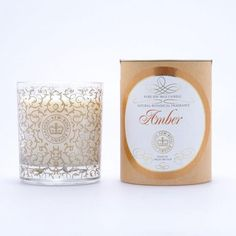 Kew Vintage Scented Candle In Drum Box - Amber – Beaumonde ®