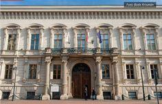 Gr. Festetics palota (Andrássy Egyetem)