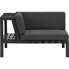 havana II corner chair in view all furniture | CB2 ($200-500) - Svpply