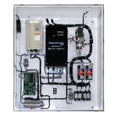 Magnetek Custom DC Control Panels.