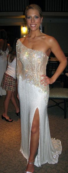 Sherri Hill Pageant Gown