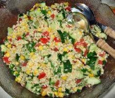 Rezept Bulgursalat von Multimama - Rezept der Kategorie Vorspeisen/Salate