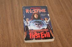 The First Evil by R.L. Stine Fear Street Cheerleaders Book 1 Paperback 1992