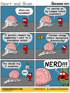 The Awkward Yeti Comic Strip, May 20, 2015     on GoComics.com
