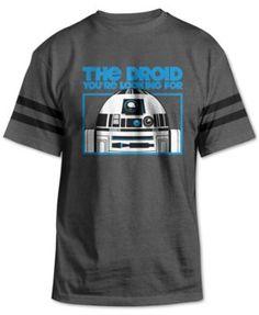 size 8/10 Star Wars Boys' R2-D2 T-Shirt