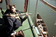 'Jerko' Is a Great Two-Story Houseboat That You Just Have to See