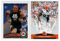 Sports Cards – 2011 Topps RC Jabaal Sheard / Free Shipping