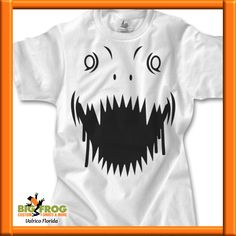 149a281fa Custom shark t-shirt. Get your custom graphic tees at Big Frog in Valrico