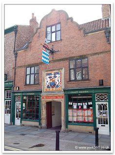 Merchant Adventurers' Hall Fossgate