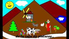 Un paisaje que tenga todo. Chus Fernández (Huétor Vega). Gloria Fuertes....