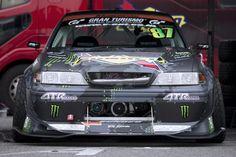 Phwooooaaah!!!! #jdm #racecar #race_car #jzx100 #toyota #mark_ii #mark_2 #mkii #mk2 #2jz #2jzgte #jzxworld_official #jzx_world