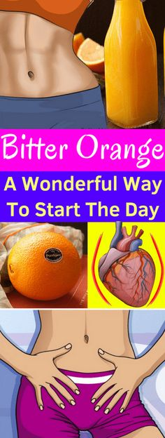 Bitter orange is a fruit that's abundant in antioxidants and vitamin C which are beneficial for our hepatic health. The best bitter oranges are the organic ones because you can … Healthy Drinks, Healthy Tips, Healthy Protein, Health And Wellness, Health Fitness, Healthy Exercise, Pregnancy Health, Start The Day, Health Problems