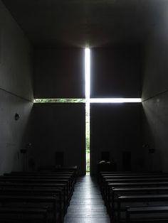 Church of the Light by Tadao Ando, Osaka, Japan
