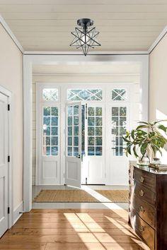 Double Front Entry Doors, Double French Doors, Front Door Entrance, French Doors Patio, Glass Front Door, Bedroom With French Doors, Wood French Doors Exterior, Stained Front Door, Double Patio Doors