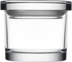 Iittala - Jars Jar 65 x 80 mm clear - Iittala.com