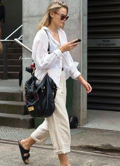 여름엔 시원하게, 세련된 린넨셔츠 코디 : 네이버 블로그