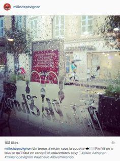 Great Twitter post from Milkshop in Avignon, France / Sympathique post Twitter de Milkshop à Avignon, France https://instagram.com/p/30tixyEg9T/