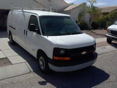 Blue Line Thermal Wave & Chevy Cargo Van for sale $12.5K - Contact seller here: http://www.pacificvacuum.com/used/ads/blue-line-thermal-wave-cev-crogo-van/