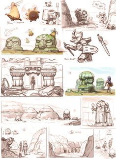 A link to the past locations. Fantasy Comics, Fantasy Art, Alien Ship, Android Art, Sketch Poses, Spaceship Design, Environment Concept Art, Fantasy Landscape, Environmental Art