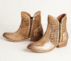 Funky Gold Boots http://rstyle.me/~1nxwe