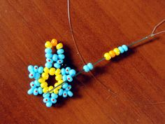 step by step masterclass ~ Seed Bead Tutorials
