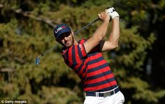 Johnson won't be bullied by McIlroy and gets back to two down after 12  Read more: http://www.dailymail.co.uk/sport/golf/article-3816458/Ryder-Cup-2016-LIVE-standings-team-scores-golf-results-Team-USA-vs-Team-Europe.html#ixzz4LwbEHIr6  Follow us: @MailOnline on Twitter | DailyMail on Facebook