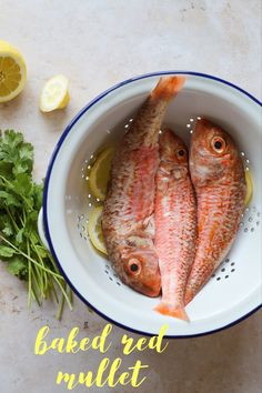 Quick Recipes, Healthy Recipes, Red Mullet, Recipe Cover, Seasonal Food, Spring Recipes, Perfect Food, Winter Food, Tasty Dishes